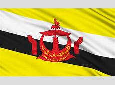 National Flag of Brunei Brunei Flag History, Meaning and