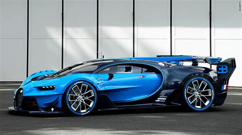 What Does Bugatti In bugatti shows real videogame car