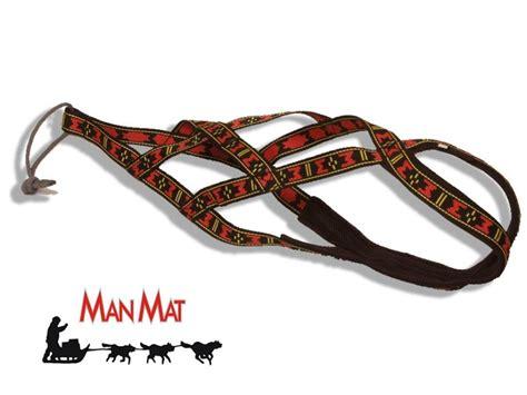 sleigh harness manmat sled harness go mushing sled equipment harness lead leashes husky