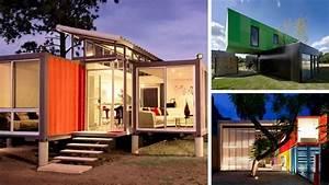les maisons rouge typiques de suede With jardin et piscine design 16 une maison container de luxe avec des finitions