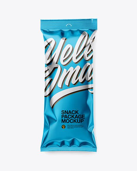 Listed mockups are taken from different snakes category and you will find different varieties of snacks packaging in this collection. Metallic Snack Package Mockup in Bag & Sack Mockups on ...