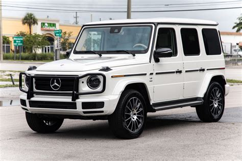 Mercedes benz g500💥( 2020) / stronger than time unloading mercedes benz g500 black & white 2021. Used 2020 Mercedes-Benz G-Class G 550 For Sale ($174,900)   Marino Performance Motors Stock #342486