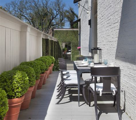 New Patio Ideas by Clean Traditional Traditional Patio New Orleans By