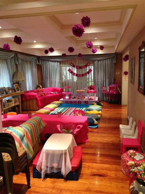 A Perfect Slumber Party  Little Experiences…
