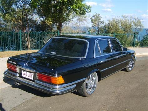 Mercedes S Class Modification by Ryno34 1978 Mercedes S Class Specs Photos
