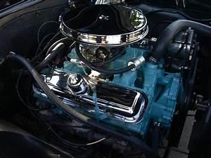 Storm Rain  Pontiac 389 Engine