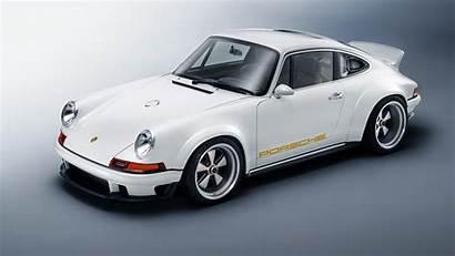 4k Porsche Singer Vehicle Dls Rero Wallpapers