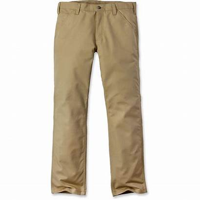 Rugged Carhartt Workwear Stretch Trouser Canvas Trousers