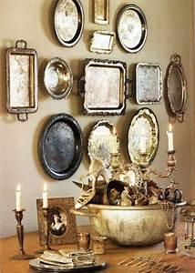 Vintage silver everyday decorating ideas tidbits twine