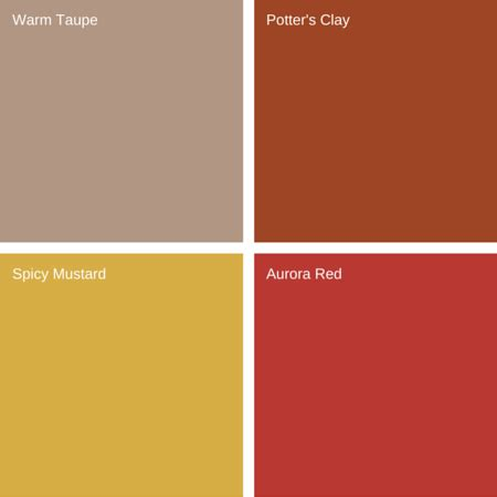 using pantone s fall 2016 colors in your home richard