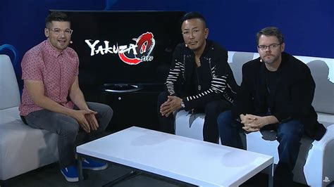 yakuza  english gameplay  nagoshi    youtube