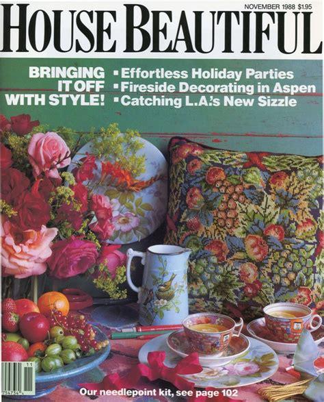 House Beautiful « David Tisdale Design