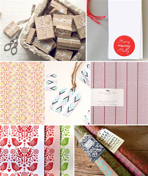 holiday gift wrap inspiration part 3