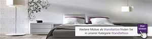 Gestaltungsideen Schlafzimmer Wände : wandtattoo schlafzimmer traumhafte motive und spr che ~ Markanthonyermac.com Haus und Dekorationen