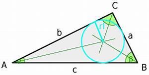 Inkreis Dreieck Berechnen : rechtwinkliges dreieck geometrie rechner ~ Themetempest.com Abrechnung