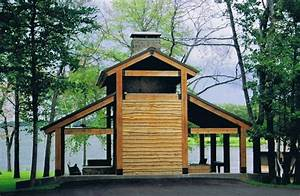 Timber Frame Barn By Stephen B Chambers Architects