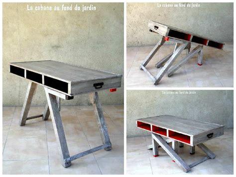 Chaise Haute D 39 Exterieur En Palette Best Table De Jardin En Bois De Palette Contemporary