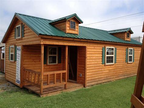 shipping  modular amish cabin move  ready