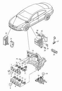 0eb07 Volkswagen Cc Fuse Box