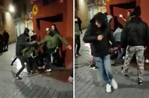 'Left wing' gang attacks teenage girl in Murcia | Daily Star