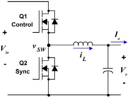 how fet selection can optimize synchronous buck converter efficiency ee times