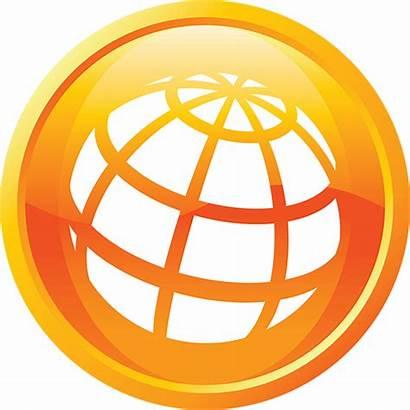 Website Icon Orange Quick Start Clipart Transparent