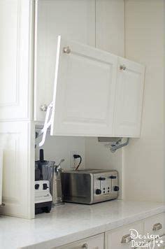 kitchen appliance storage solutions 17 best ideas about kitchen appliance storage on 5013