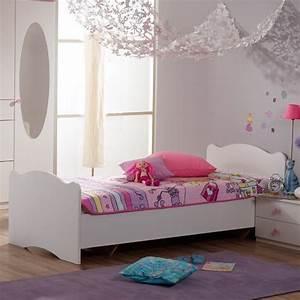 Vorhänge Babyzimmer Mädchen : jugendbett m dchen einzelbett kinderbett bett gestell ~ Michelbontemps.com Haus und Dekorationen