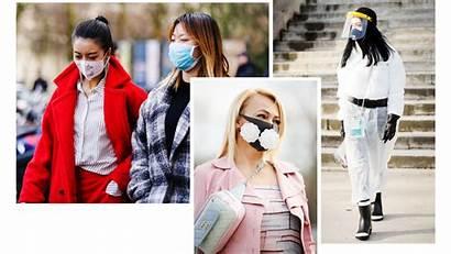 Coronavirus Quarantine Self Virus Runway End Industry