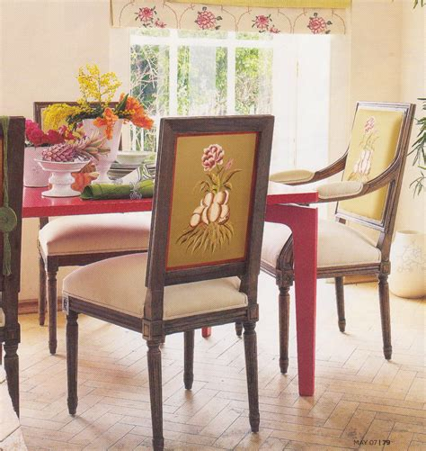 Upholstery For Dining Chairs by Design Idea 1 Chair 2 Fabrics Tidbits Twine