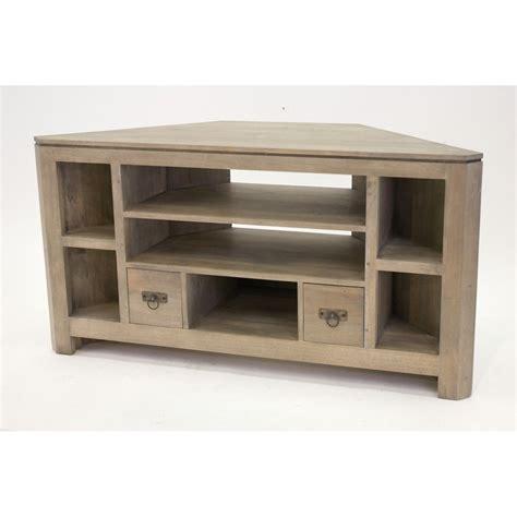 bureau meuble tv meuble tv angle bureau avec rangement imprimante