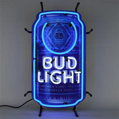 bud light can string lights set