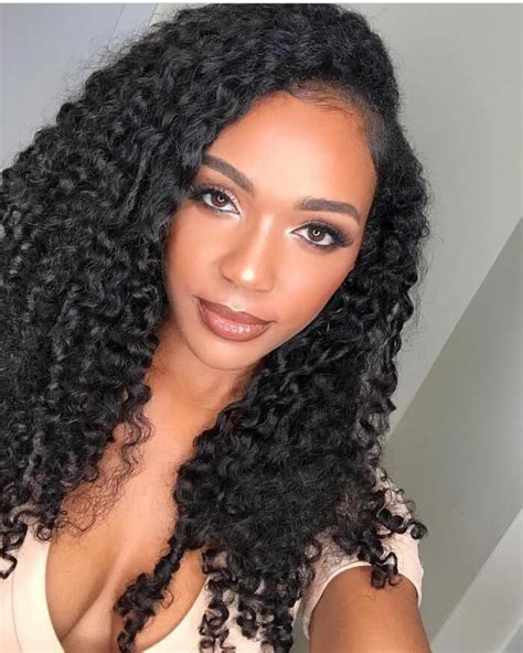 Black N Hairstyles by 23 Best Curly Hairstyles For Black To Enhance