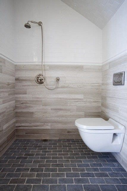 European Bathroom Design by Shower Toilet Combo Great Idea When There Is Limited