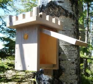 Free Simple Bird House Plans
