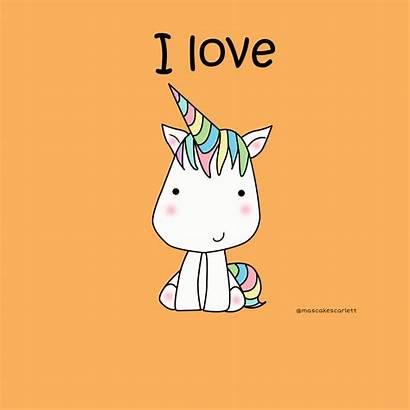 Unicornios Imagenes Dibujos Kawaii Unicorn Uni Licorne