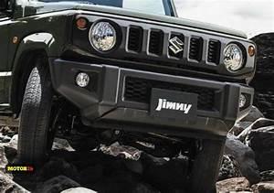 Novo Suzuki Jimny Oficialmente Apresentado