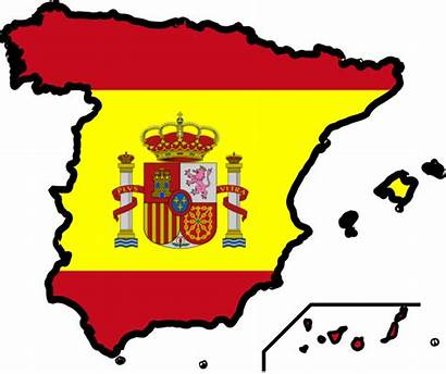 Spain Flag Map Wallpapers Graphics