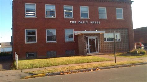 ashland daily press closes office business continues