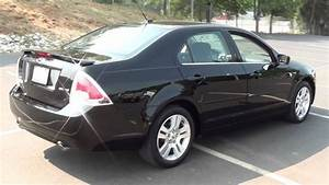 For Sale 2008 Ford Fusion Sel V6    1 Owner   Moon  U0026 Tune