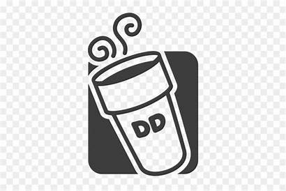 Dunkin Donuts Coffee Clipart Cafe Clip Muffin