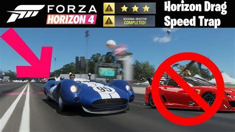 Tunes news forza horizon forza motorsport forza pc. Forza Horizon 4 How to Complete Horizon Drag Strip PR Stunt Without the Ferrari 599XX Evo with ...
