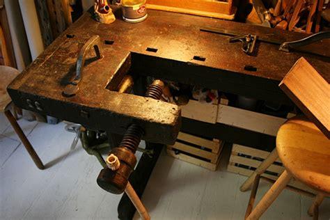 workbench restore scandinavian style  fixing