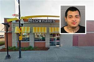 McDonald's Restroom Robbery Foiled When Boy Enters Room ...