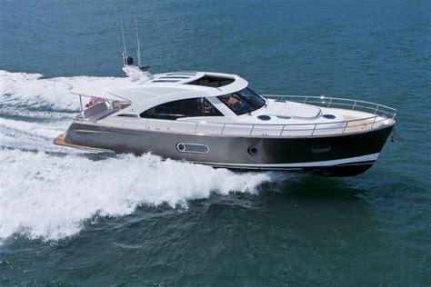 Motor Boat New by Motor Yacht Belize 52 Celebrates Australian Launch