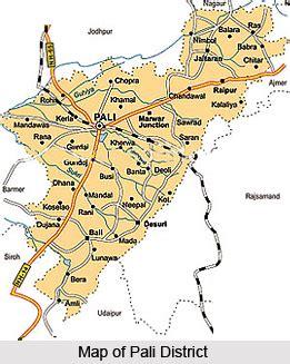 administration  pali district rajasthan