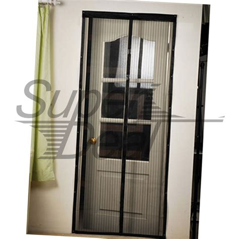 3pcs mesh insect fly bug mosquito net door curtain net