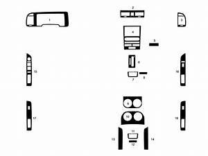2012 Lincoln Navigator Dash Kits