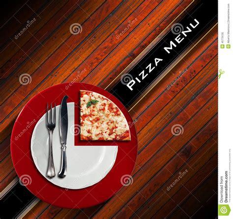 Decorator Pattern C Pizza by Pizza Menu Design Stock Illustration Image 45779130