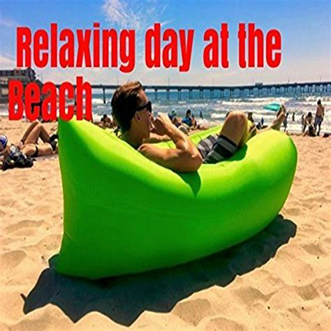 inflatable lounger bag hammock inflatable air lounger outdoor indoor wind bed lounger